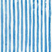 Akvarel pruhované pozadí modré pruhy