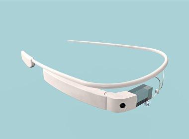 Google interactive glass glasses