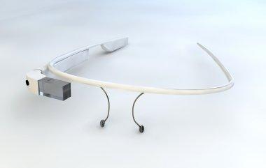 Interactive glasses, google glass, communication
