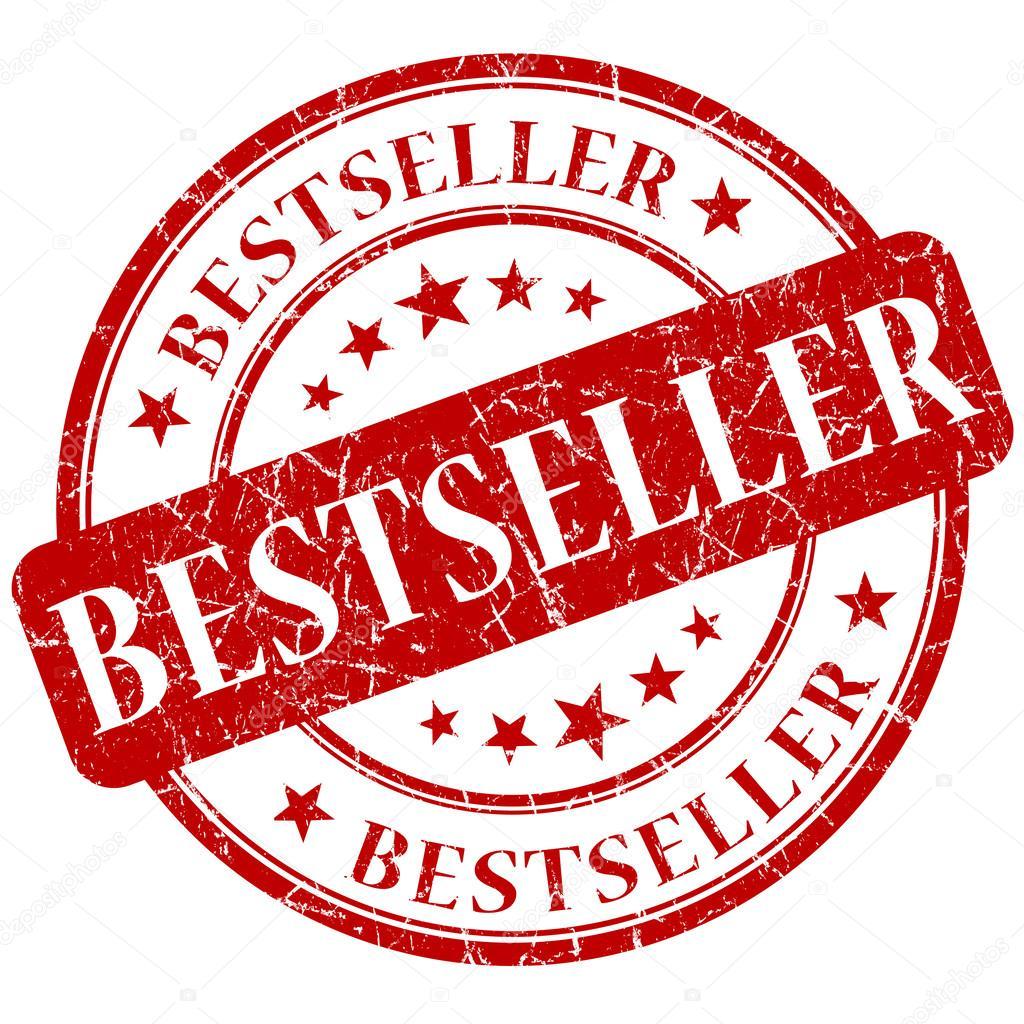 sello de Best seller — Foto de stock © Aquir014b #25851021