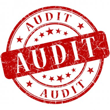 Audit Red stamp
