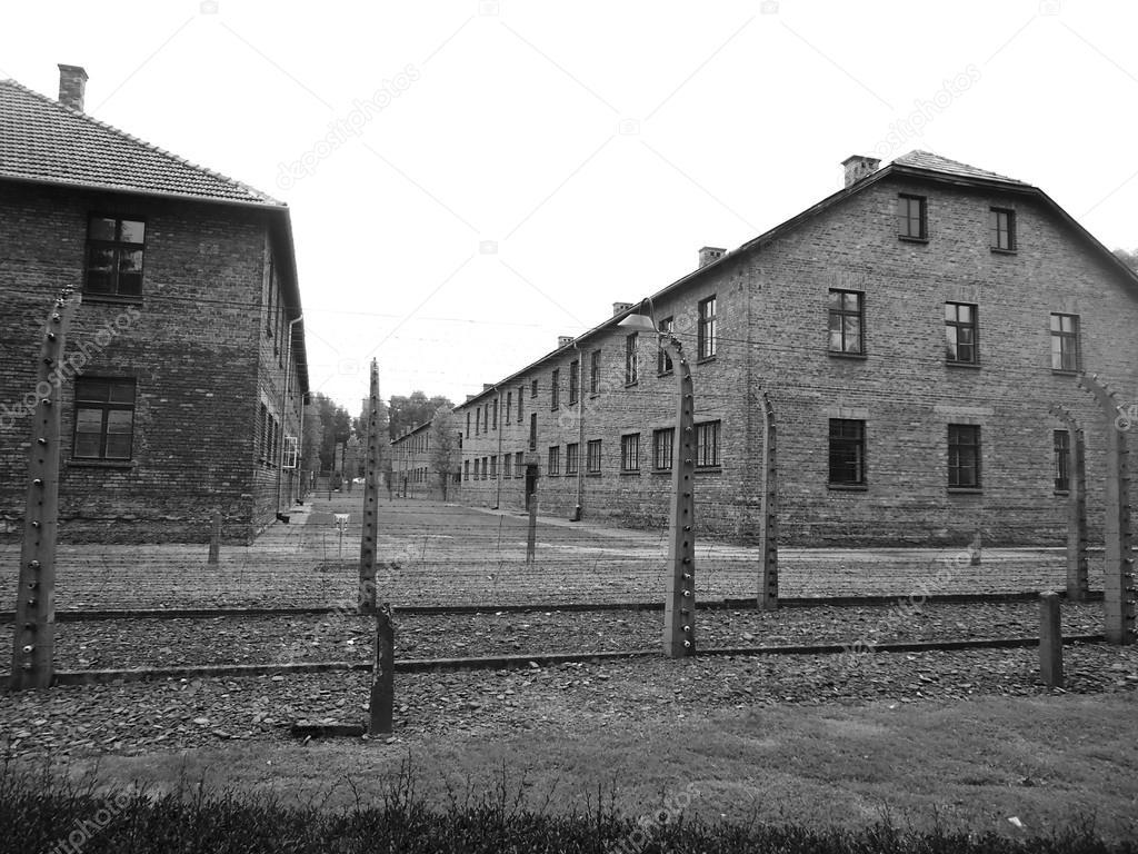 campo di concentramento di auschwitz polonia foto editoriale stock anthonysajdler 43107751. Black Bedroom Furniture Sets. Home Design Ideas