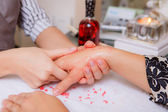 Fotografie Hand massage