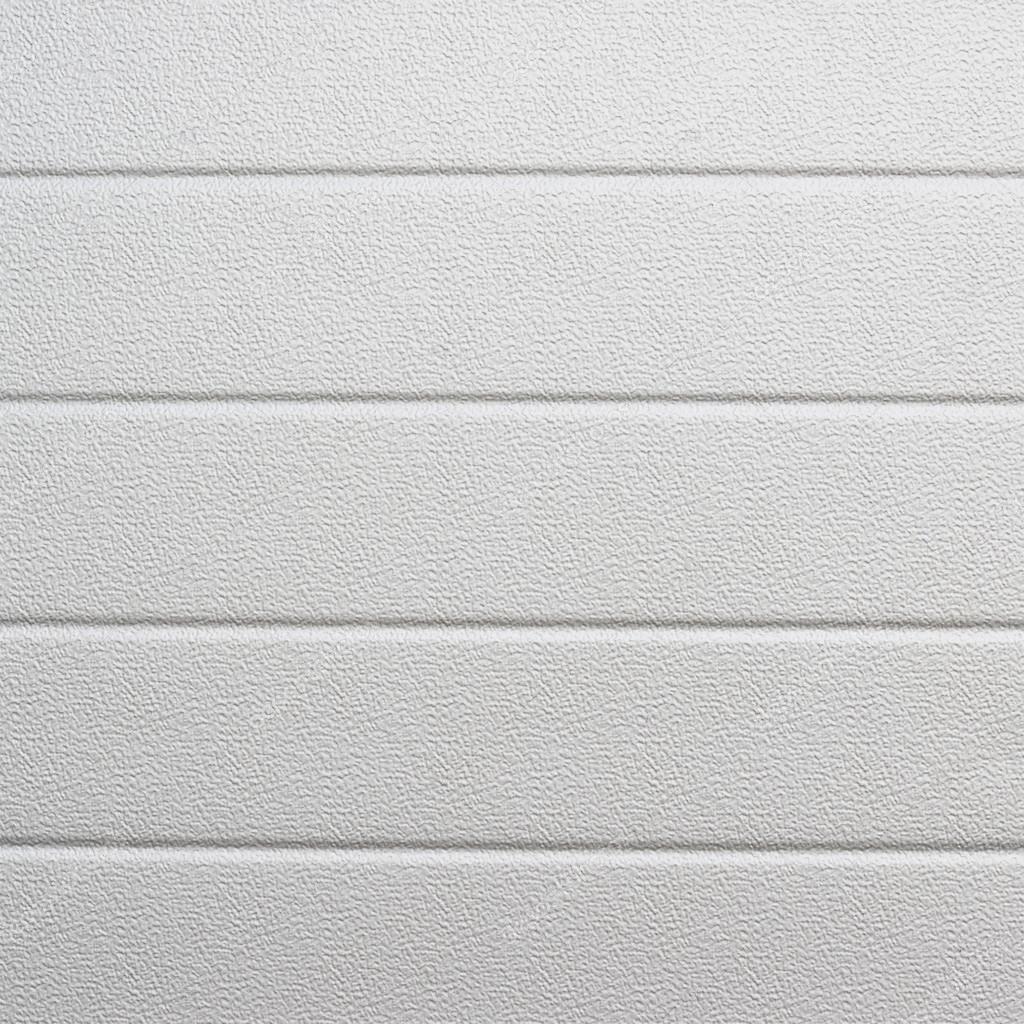 Gut bekannt Weiße Kunststoff-Wand-Ummantelung-Abdeckung — Stockfoto © exopixel TQ86
