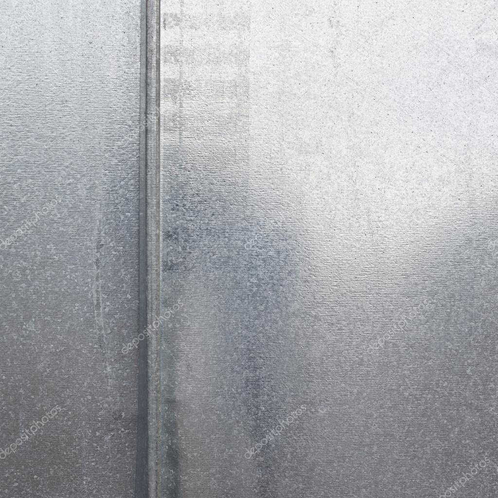 Couverture De Feuille De Zinc Métal