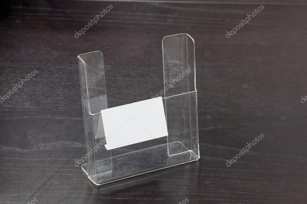 Box for business cards — Stock Photo © axesor #24380717