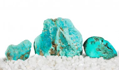 Turquoise, the Master Healing Stone
