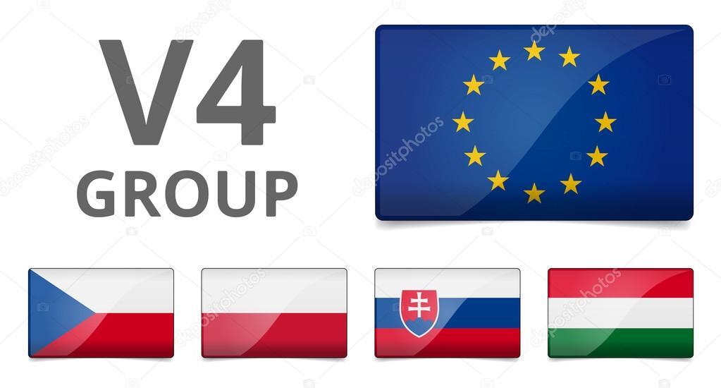v4 ヴィシェグラード グループ国...