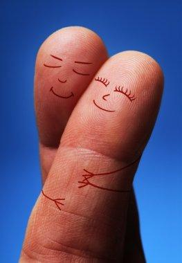 Finger in love