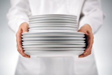 Holding plates