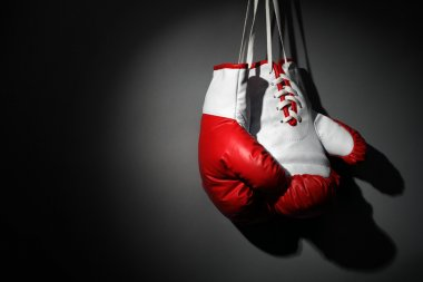 Hang up your boxing gloves