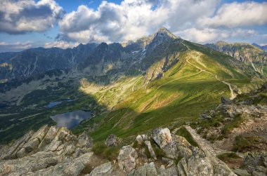 High Tatra Mountains