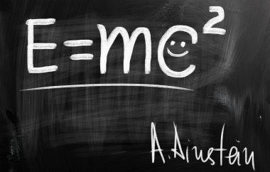 Albert Einstein Concept