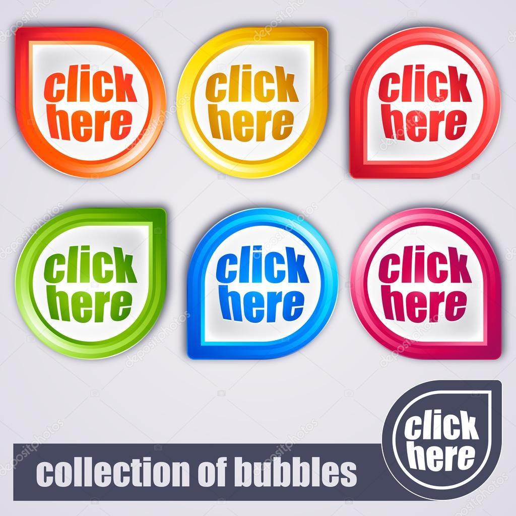 Colorful bubbles: click here