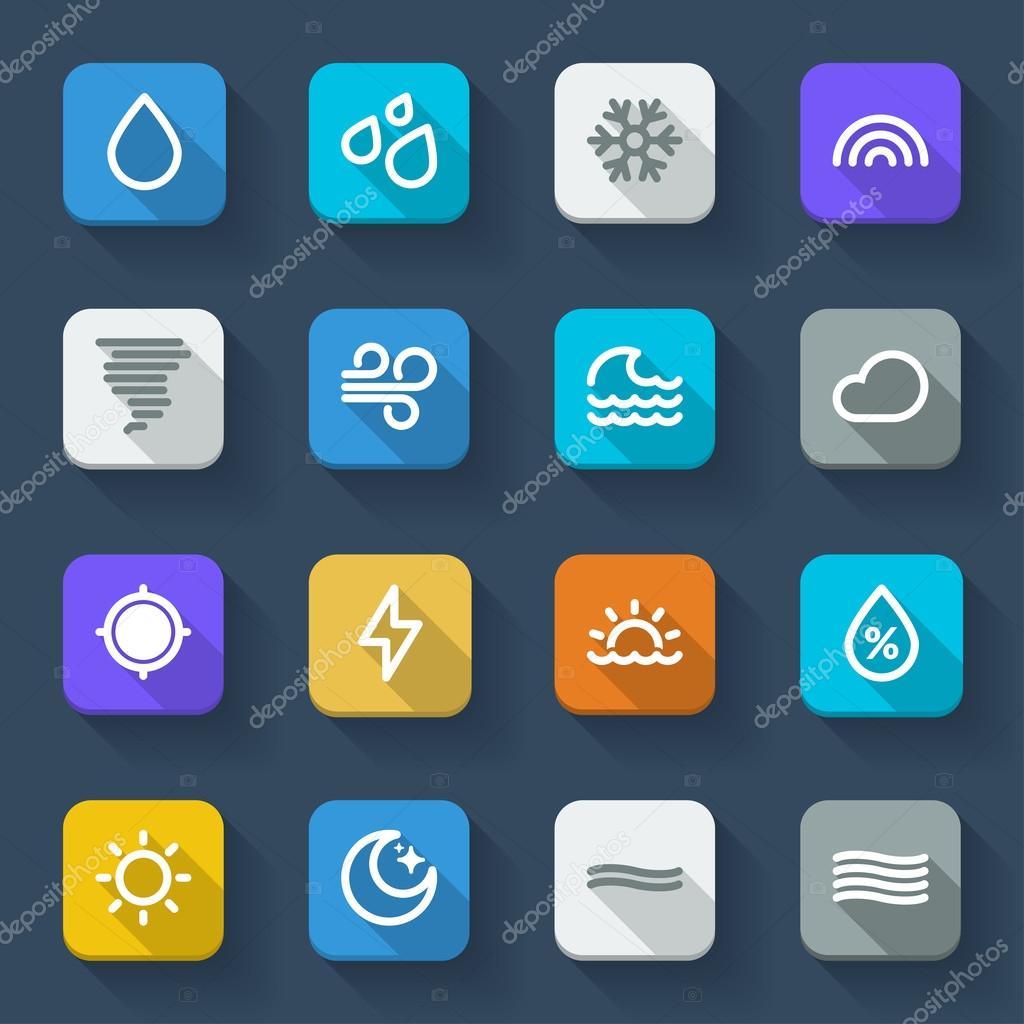Forecast icons 1