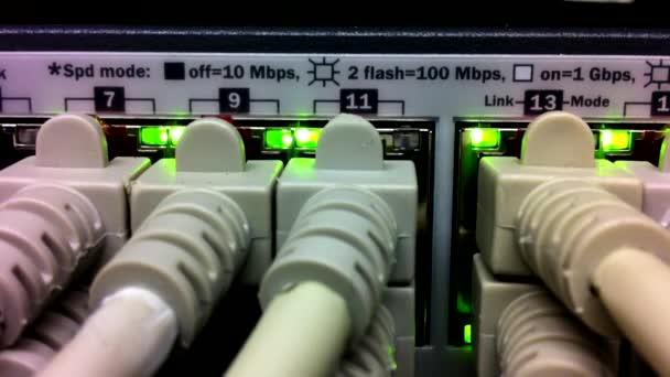síťový rozbočovač