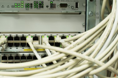 Network Security Fiber Hub