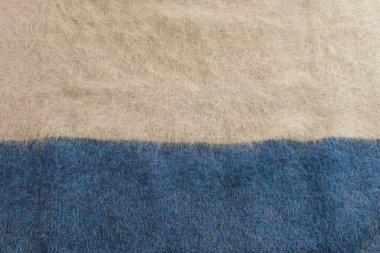 Angora wool background