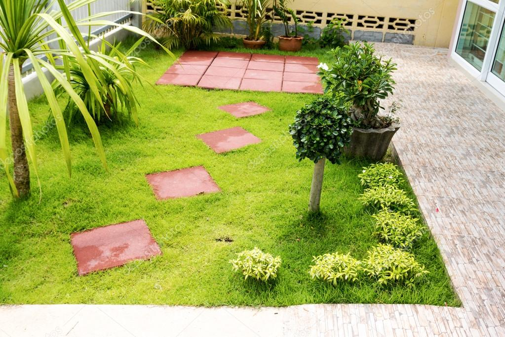 Garden House.