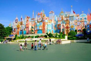 Tokyo Disneyland small world in Fantasyland