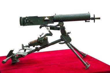 Republic of 21 Arsenal in 1935, the production of imitation Germany ---- twenty-four type 7.92mm Maxim machine guns
