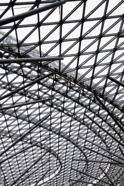 Chongqing International Expo Center skylight structures