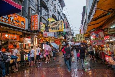 Taiwan's Feng Chia Night Market, Taichung, Taiwan
