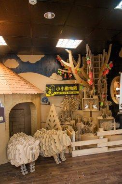 Nantou County, Taiwan Cingjing Farm Kamiya
