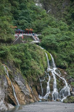 Taroko National Park in Hualien County, Taiwan