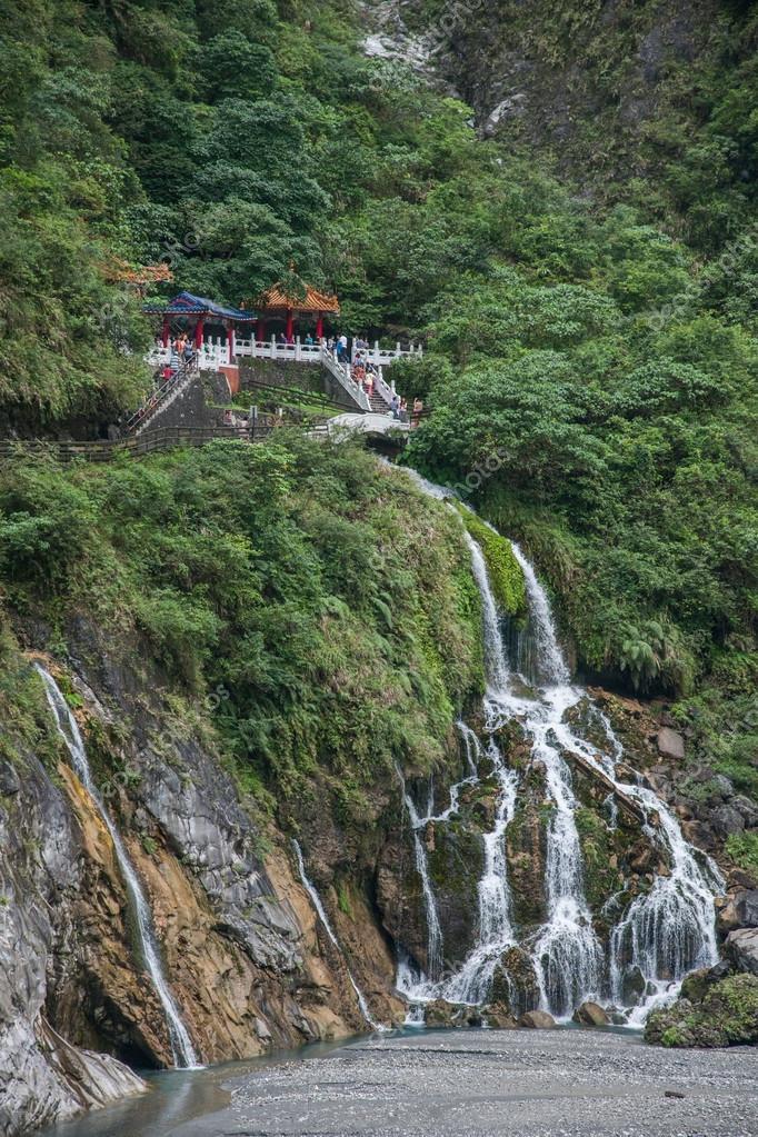 Taroko National Park in Hualien County, Taiwan