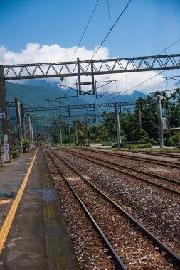 Hualien City, Hualien County, Taiwan Railway Station site under Beipu