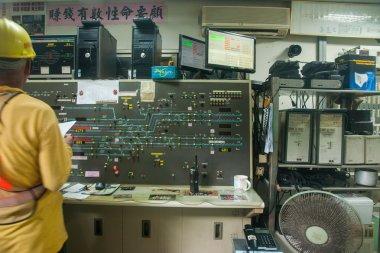 Yilan County, Taiwan ao new train control room