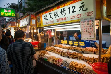Datong District, Taipei, Taiwan, Ningxia Night Market