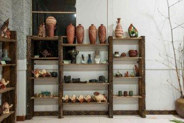 An Chongqing Rongchang pottery studio pottery museum
