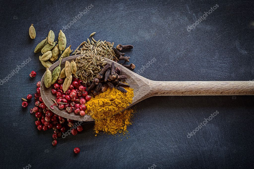 Spice Spoon