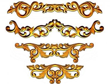 Baroque golden