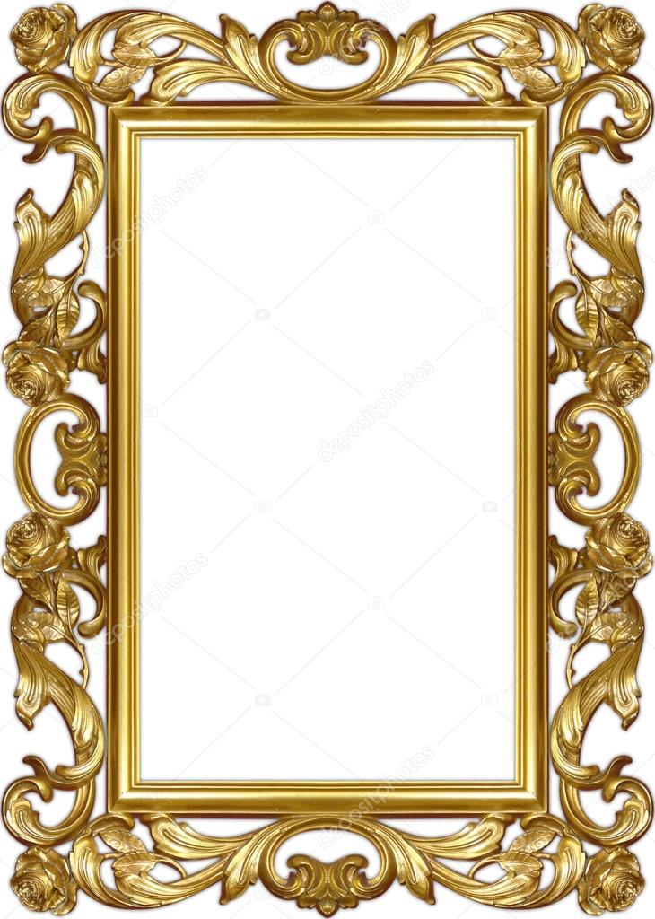 Golden Frame Stock Photo 169 Kadirgul 51753179