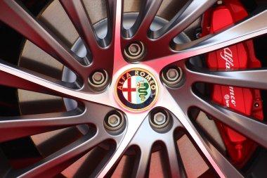 Sportcar Alfa Romeo