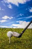 Sportovní potřeby, golf