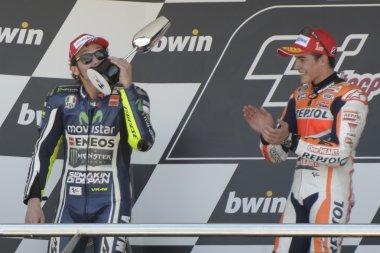 GP bwin of Spain