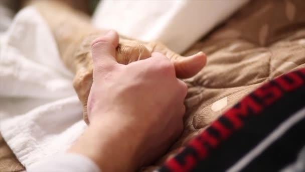 držení rukou