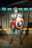 Amerika Kapitány-szobor