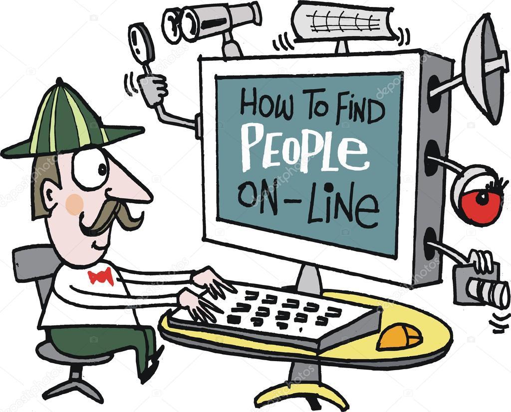 internet detective