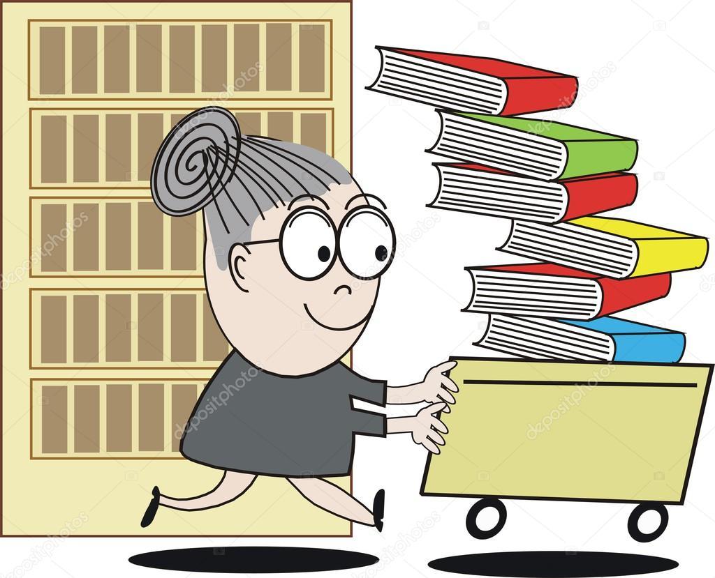 Библиотекарь картинки смешные