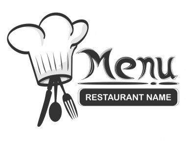 restaurant logo fork