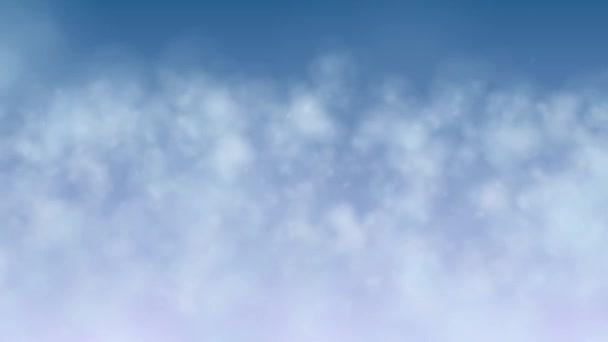 Repül hurok felhők