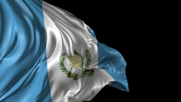 Vlajka Guatemaly