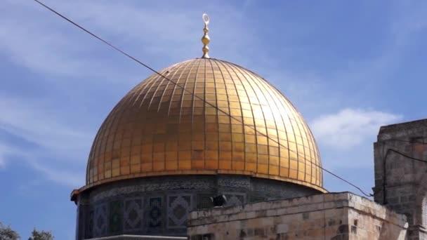az arany kupola a rock