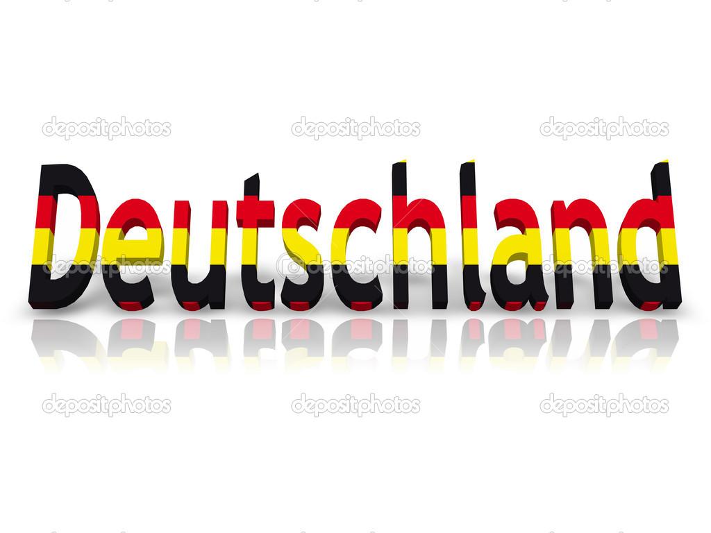 Deutschland Word Mdash Stock Photo Amp 169 Mysky 46799287