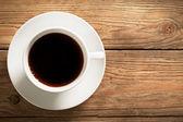 egy csésze kávét.